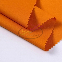 Polyester and cotton twill uniform fabric