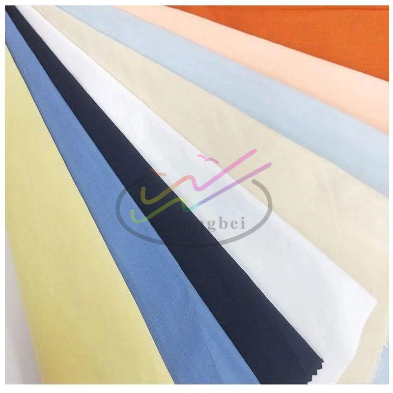 80%poly 20%cotton plain woven pocket fabric 1