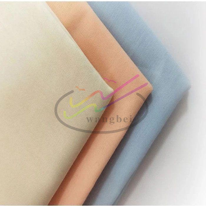 80%poly 20%cotton plain woven pocket fabric 3
