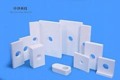 焊接固定耐磨陶瓷襯板