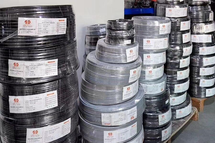 超五類工業以太網線拖鏈電纜 3
