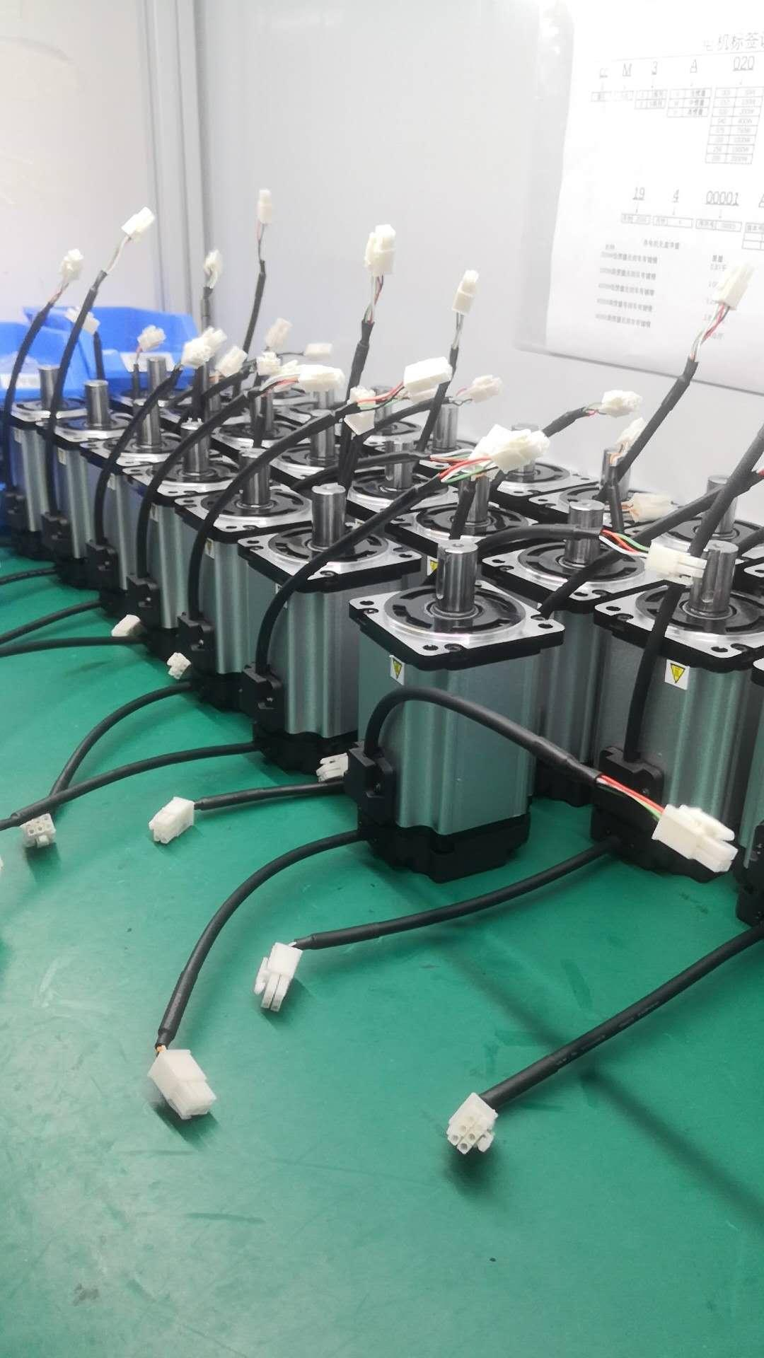 (AC380V伺服電機北海道口裝卸工程 3