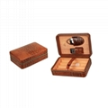 Custom Brown Leather Collection 12 Count