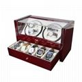Custom Watch Shaker 4+5 Luxury Wooden
