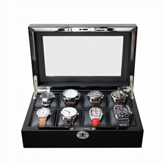 High Quality Customized Luxury Painting Wooden Display Watch Box