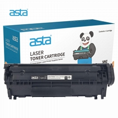 ASTA Compatible For HP 05A 12A 17A 26A 35A 36A 78A 80A 85A 83A Toner Cartridge