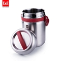 Portable Thermal 2L All Stainless Steel Interior Insulated Food Container 5