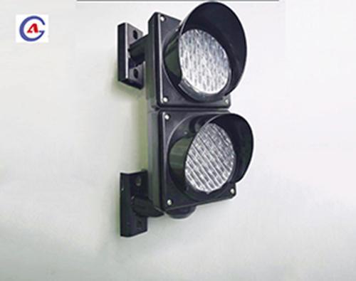 300mm waterproof 12v dc street education intelligent red green led traffic light 3