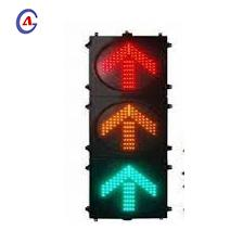 200mm High Quality Red Yellow Green LED Traffic Arrow Light 1