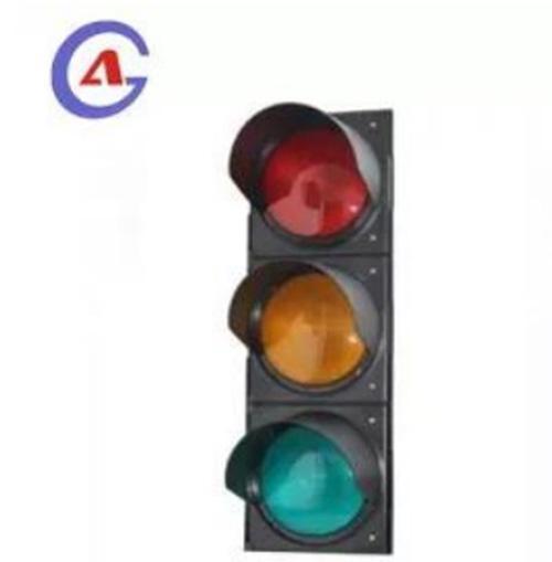 300mm 3 Way Full Screen Fresnel Lens High Flux LED Traffic Signal Light 1