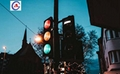 300mm 3 Way Full Screen Fresnel Lens High Flux LED Traffic Signal Light 2