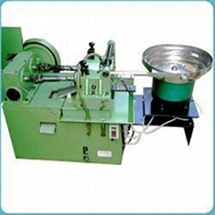 Three axis tooth rolling machine