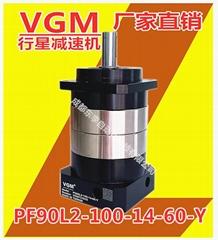 PF90L2-100-14-60-Y配东方步进电机PKE599AC