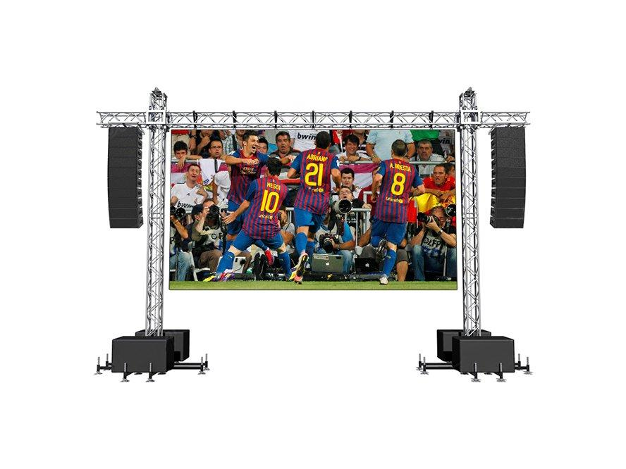 P16mm DIP346 Outdoor LED Display High Brightness Digital Advertising LED Billboa 4