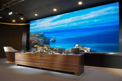 P3.9mm Indoor LED Display 2018 Best Selling High Quality LED Wall Lightweight