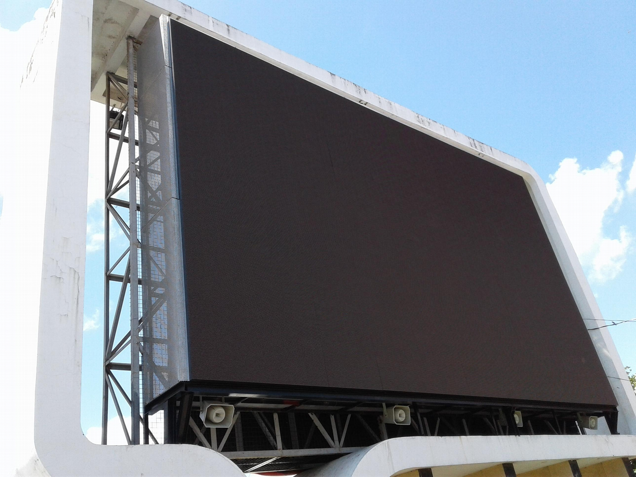 P10mm DIP346 Outdoor LED Display Lower Power Consumption High Quality LED Screen 3