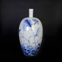 景德镇陶瓷酒瓶定做定制