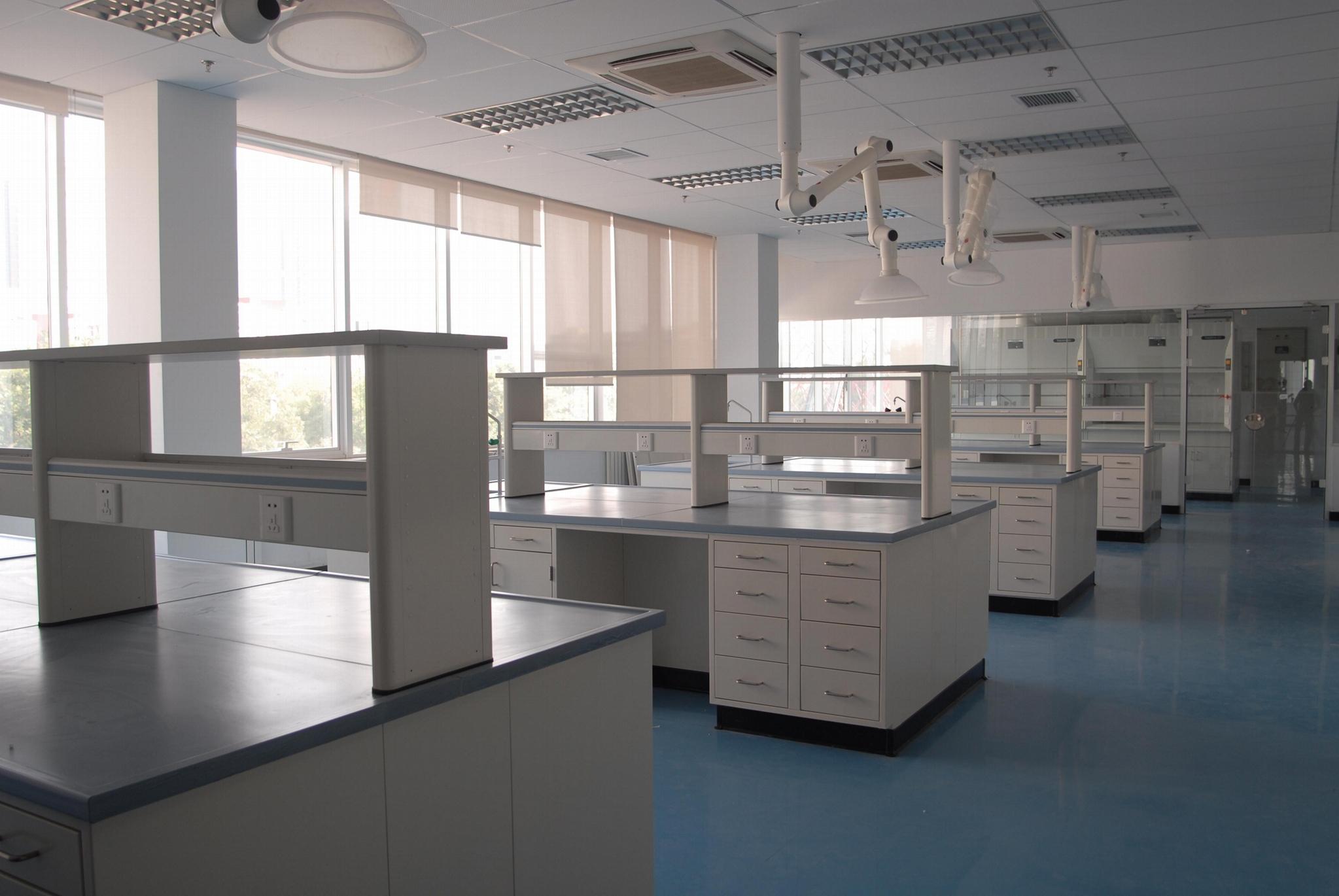 實驗室實驗台 3