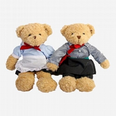 Custom Plush Toys Manufacturing Stuffed Teddy Bear
