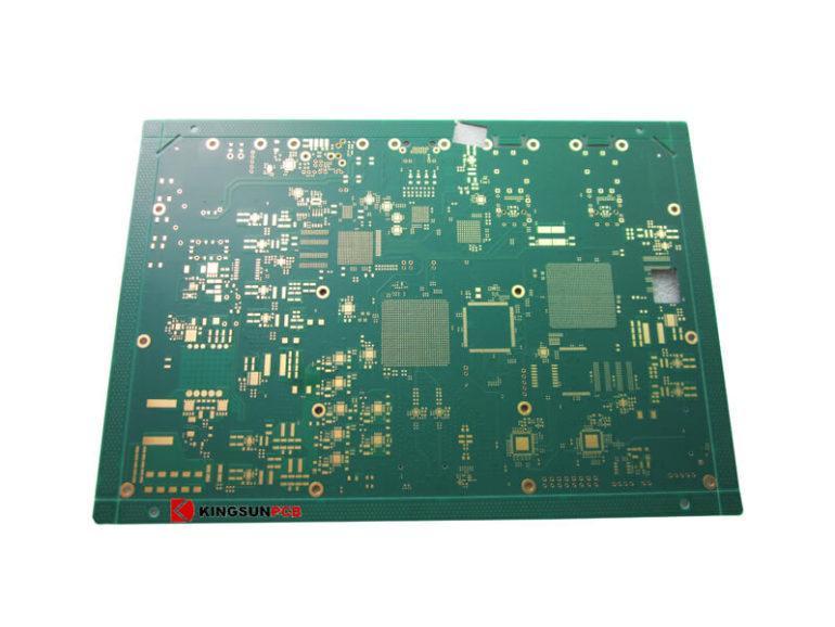 Copper Coin PCB 5