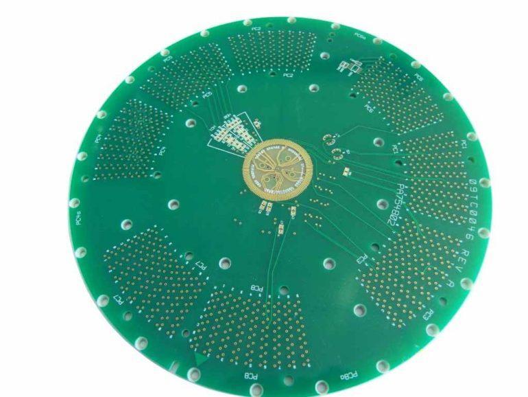 King Sun Hard Gold Plating PCB 1