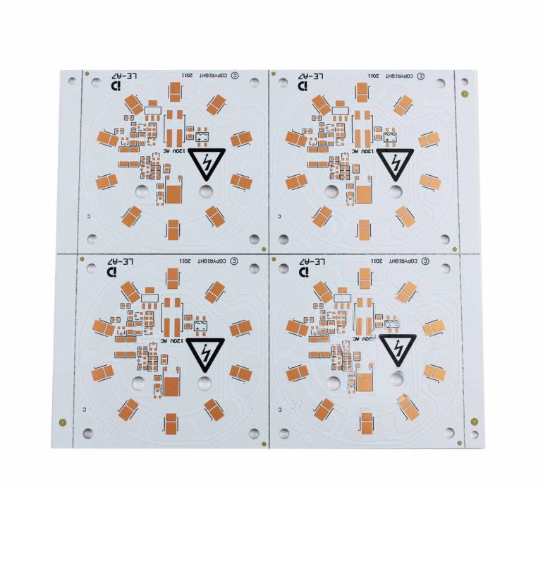 Aluminum Clad PCB 1