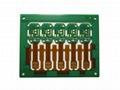 Rigid-flex PCB connector 5
