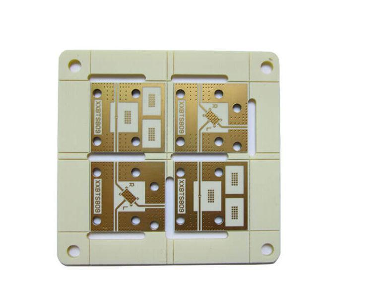 King Sun ROGERS 4350 PCB 4