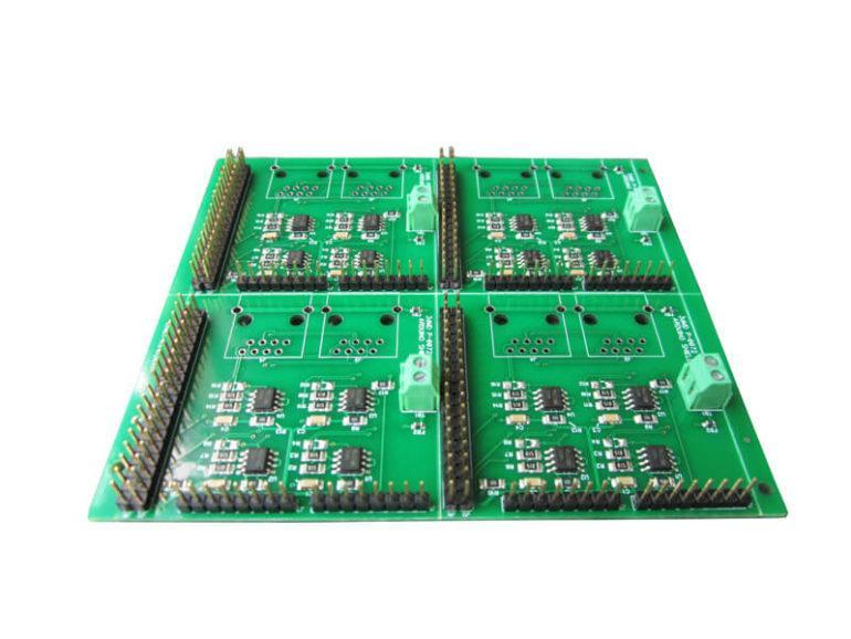 King Sun BLUE PCB Assembly 2