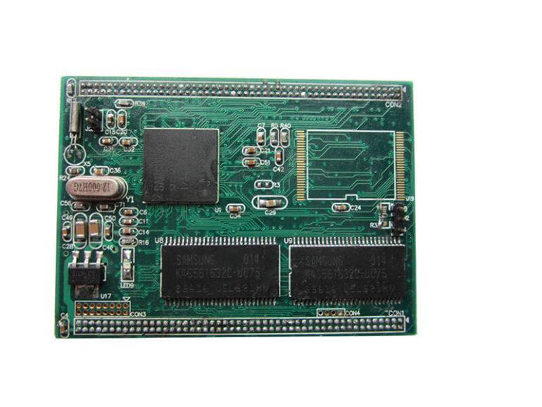 King Sun BLUE PCB Assembly 3