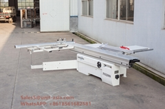 High-quality precision panel saw woodworking sliding table saw with great price