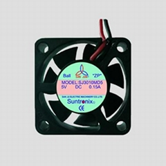 Taiwan Sanju SJ3010MD5-DC axial flow fan