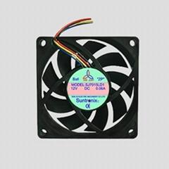 Taiwan Sanju SJ7015LD1-DC axial flow fan