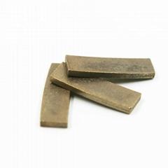 fanshaped diamond cutting saw blade segments for granite