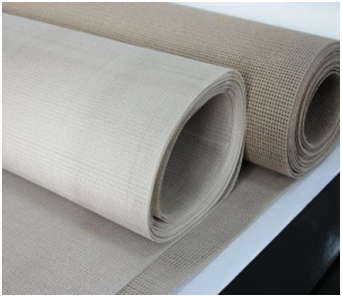 High temperature fiberglass dust filter bag 1