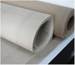 High temperature fiberglass dust filter bag