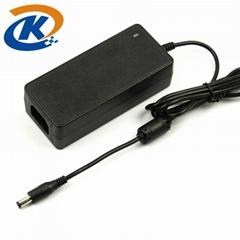 36W-60W 桌面電源適配器UL PSE CE KC GS KCC BIS認証