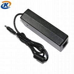 60W-100W 桌面電源適配器UL PSE CE KC GS KCC BIS認証