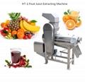 HT-0.5 Fruit  Juice Extracting Machine Mango Pulping Machine 2