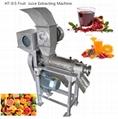 HT-0.5 Fruit  Juice Extracting Machine Mango Pulping Machine 1