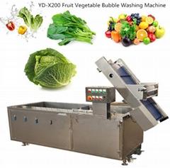 YD-X200 Fruit Vegetable Bubble  Ozone Washing Machine