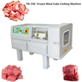 YD-350  Frozen Meat Cube Cutting Machine