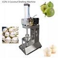 CCN-3 Coconut Shelling Machine CCO-3