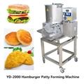 YD-2000 Hamburger Forming Machine