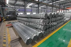 Best Quality Galvanized Steel Pipe