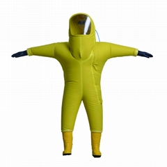 Heavy Type Chemical Protective Suit