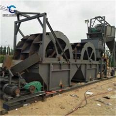定制矿山沙场洗砂设备高效叶轮洗