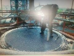 生活垃圾填埋场渗滤液蒸发器清洗