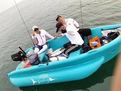SV钓鱼船充气钓鱼船