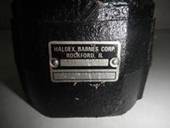 Haldex齿轮泵